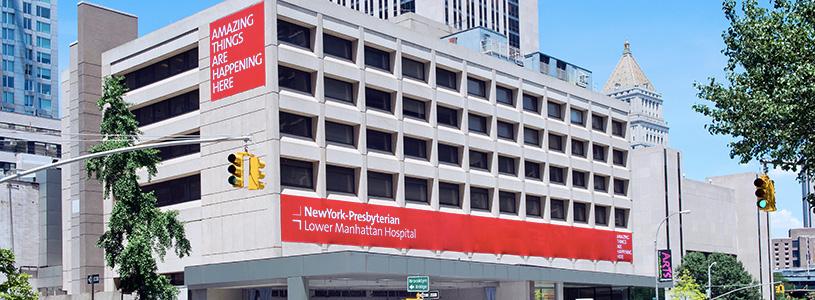 New York Presbyterian Nyp Lower Manhattan Hospital New York